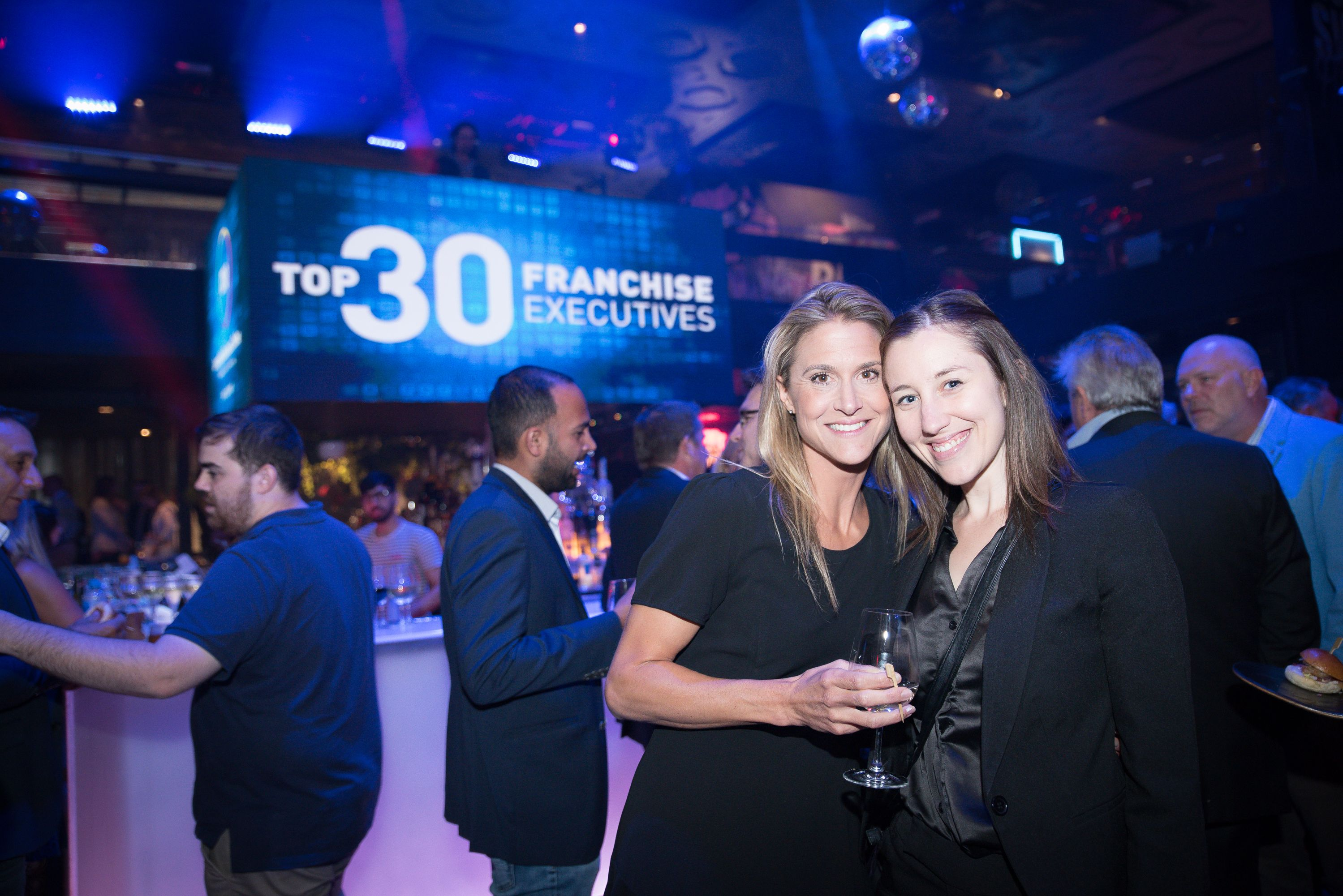 A look back at the Top 30 Franchise Executives launch party | Inside Franchise Business
