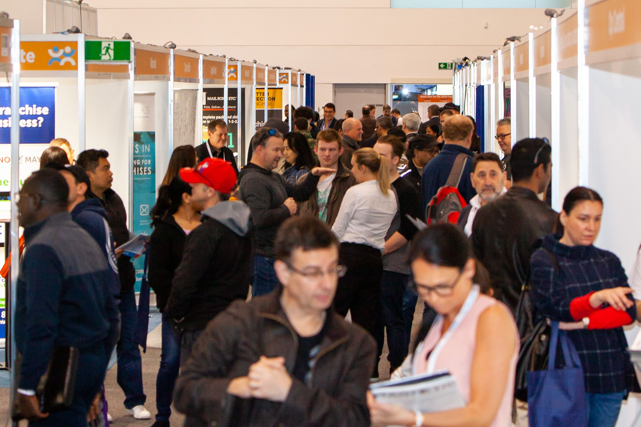 New dates for Melbourne expo   Inside Franchise Business Executive