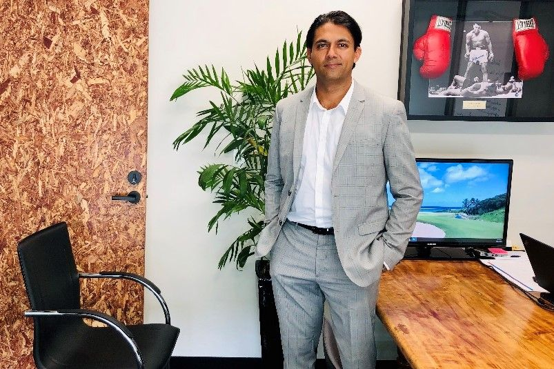 Marcel Lal. InXpress CEO Asia Pacific   Inside Franchise Business