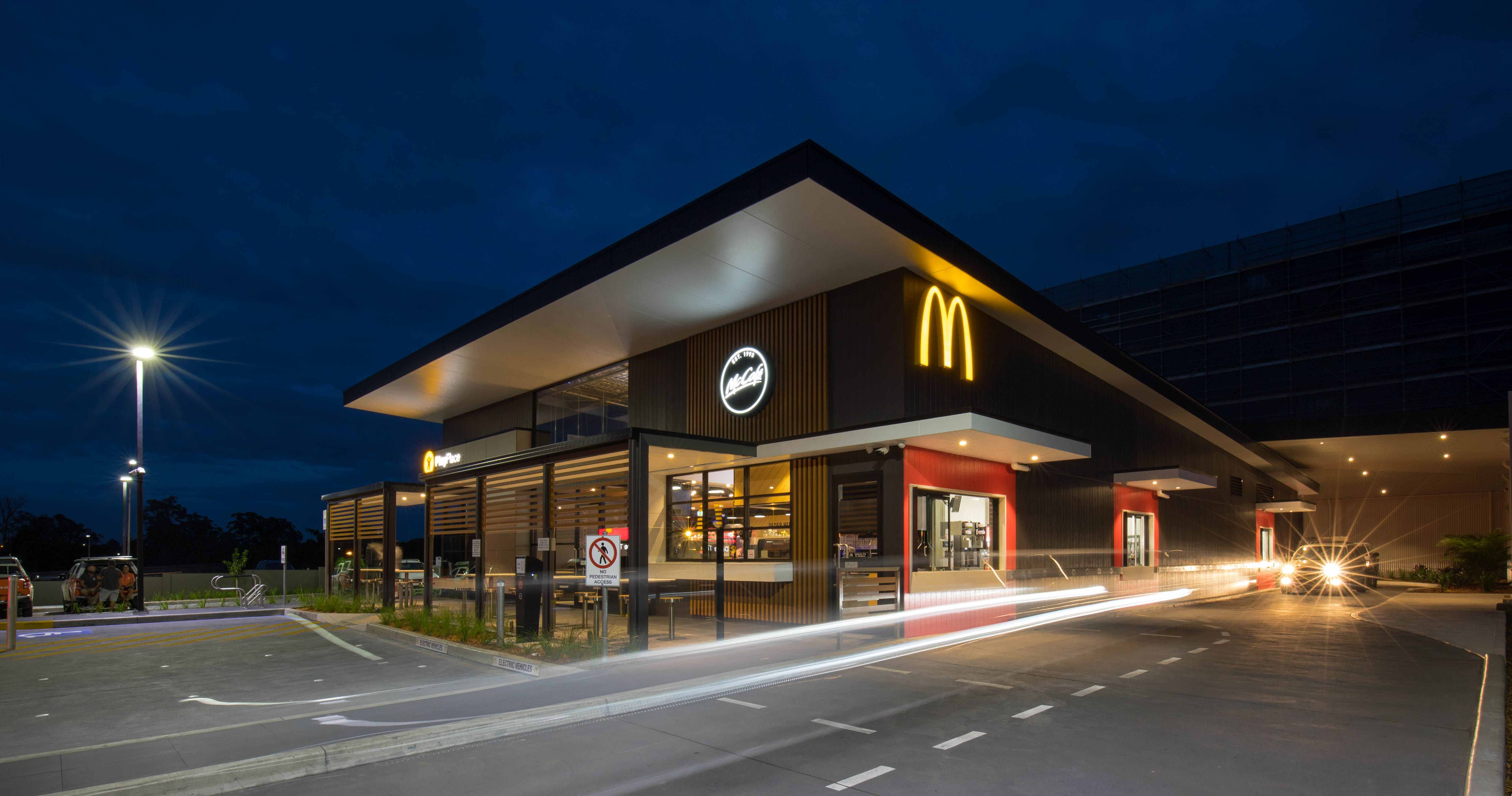McDonald's property graduates are starting out on their two year program | Inside Franchise Business