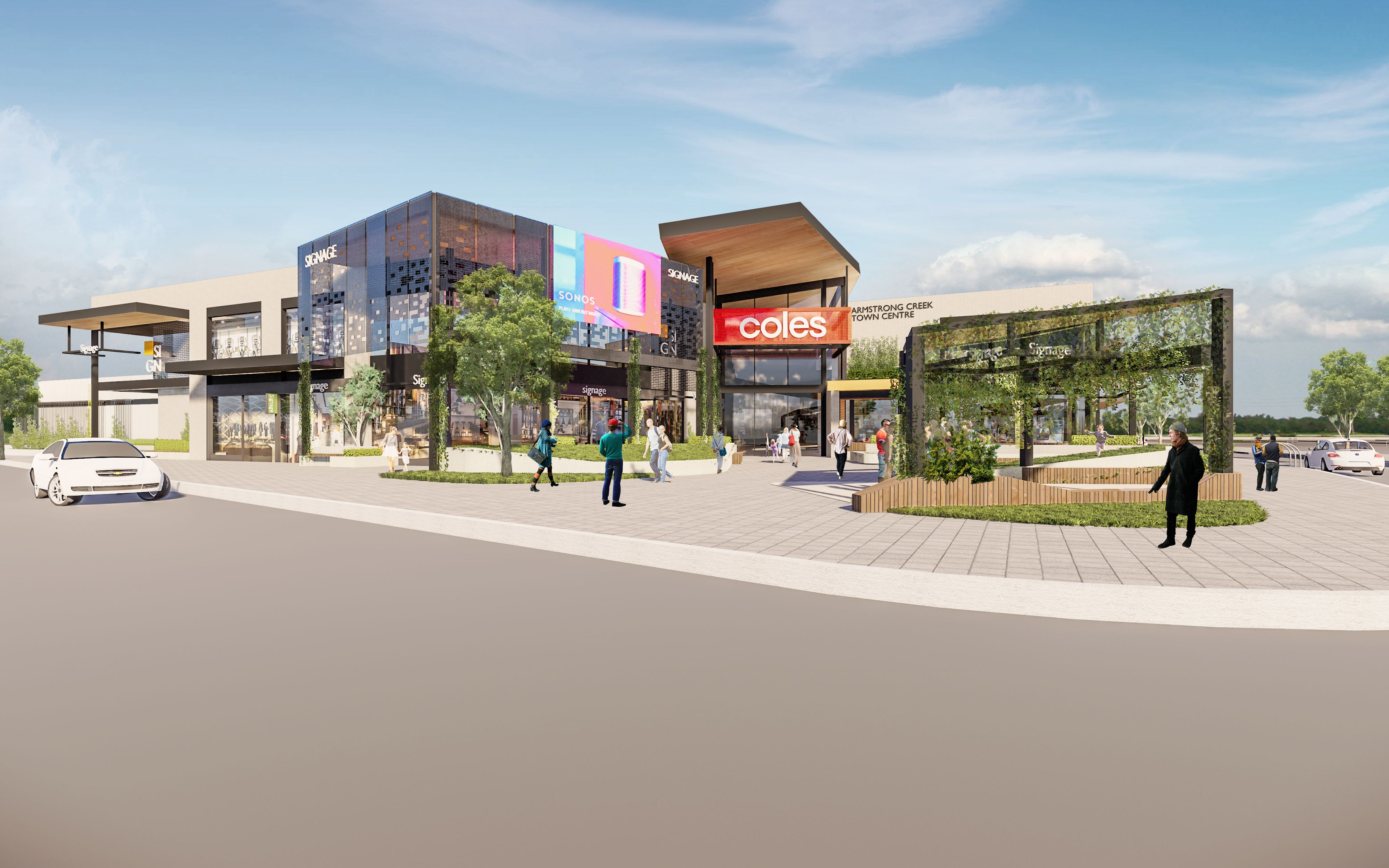 Armstrong Creek Town Centre to boost sub-regional retail | Inside Franchise Business