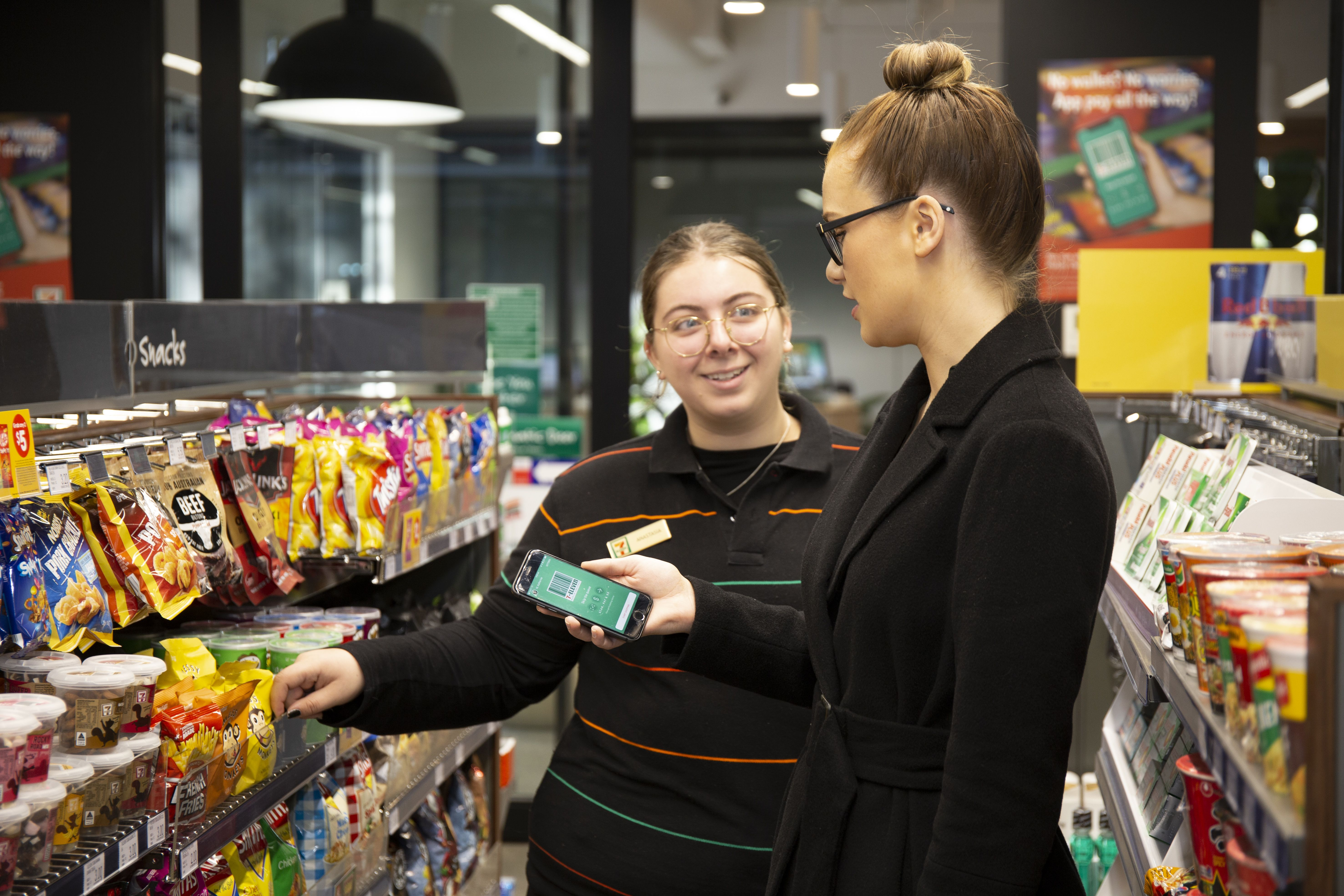 Cardless and cashless 7-Eleven concept store unveiled | Inside Franchise Business