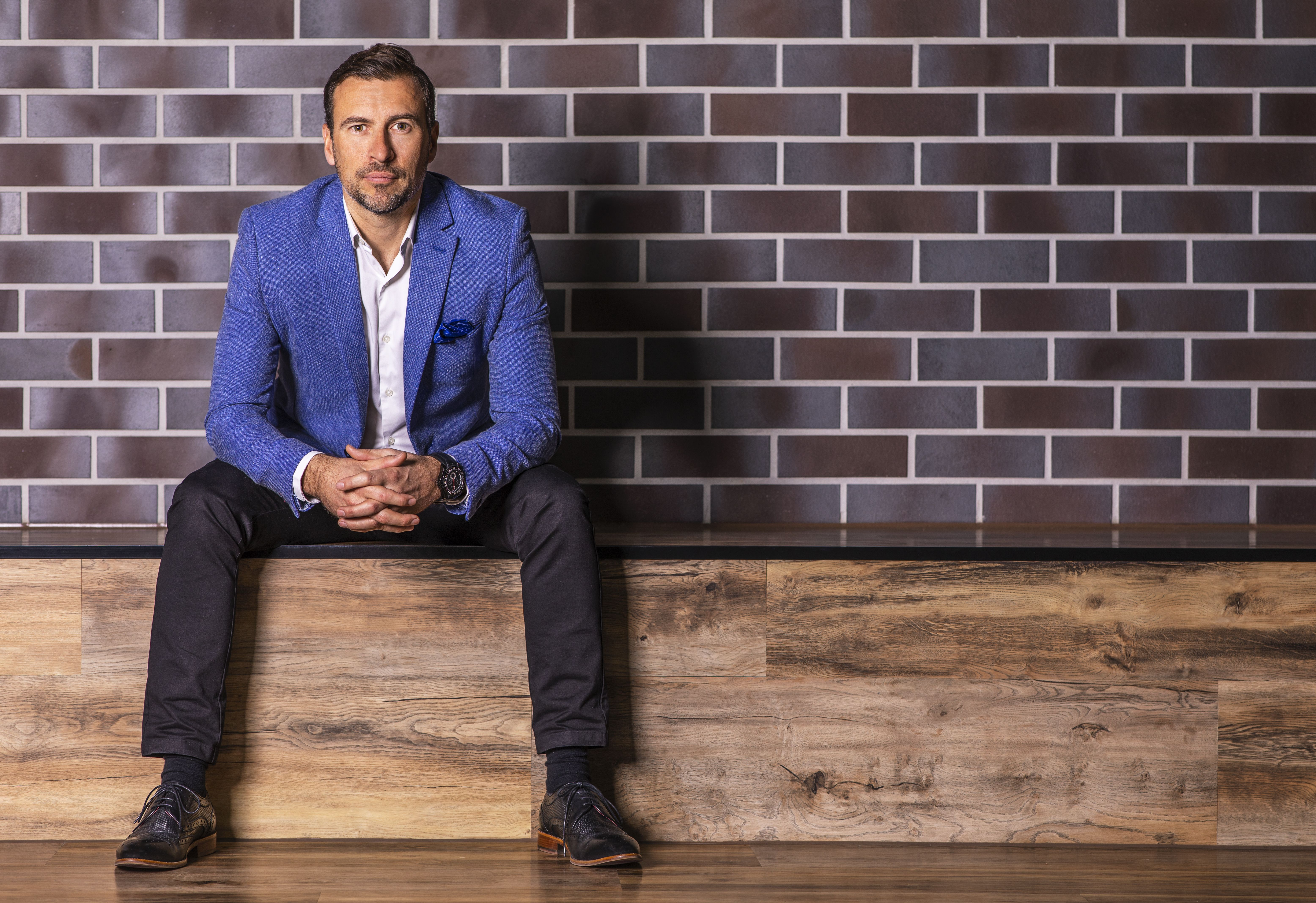 Jason Smith, founder and group director, Back in Motion | Inside Franchise Business