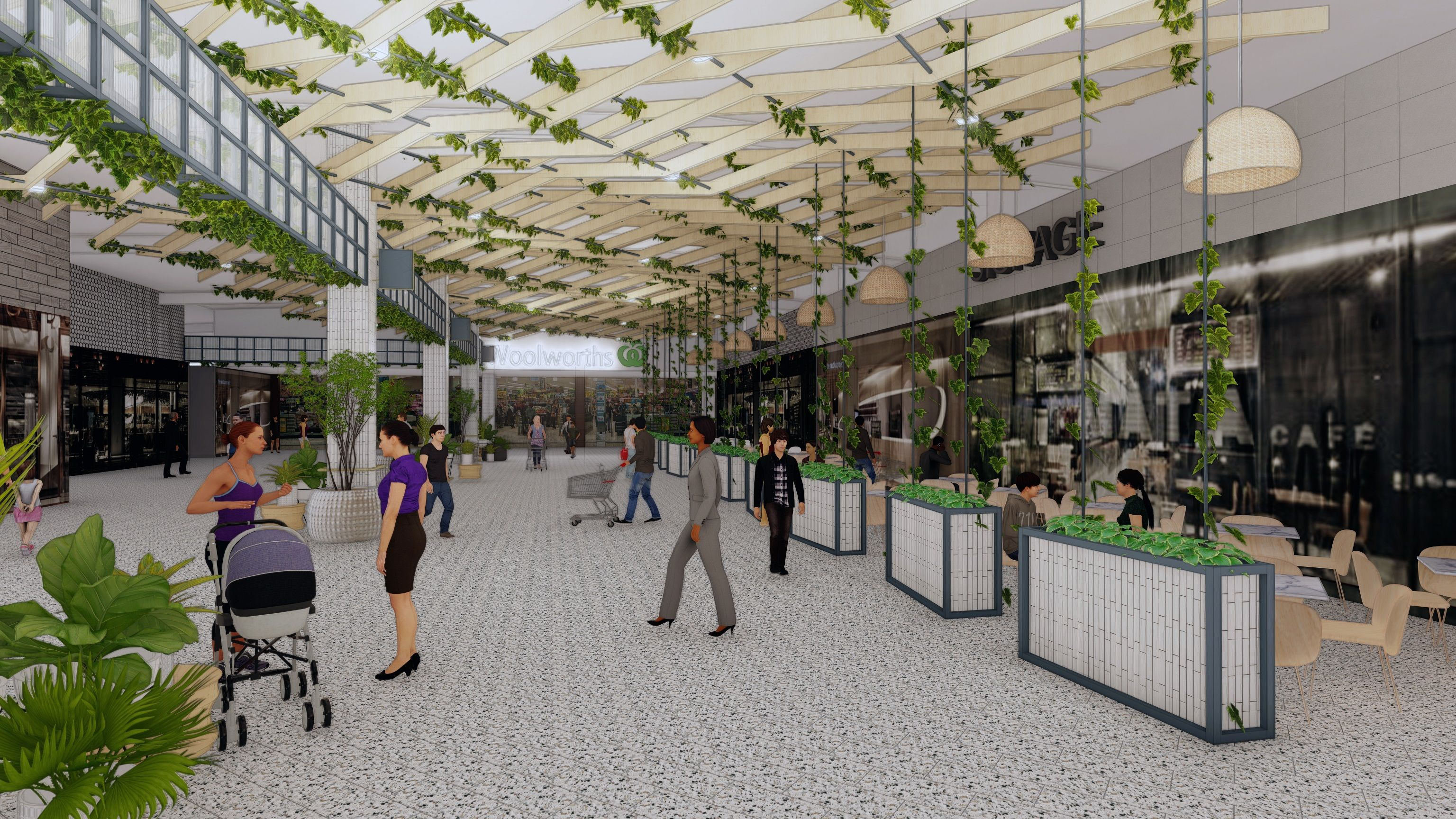 $60m Cairns Central redevelopment project unveiled | Inside Franchise Business
