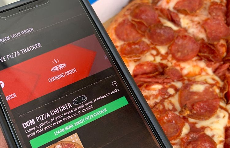 Domino's DOM Pizza Checker boosts quality scores | Inside Franchise Business