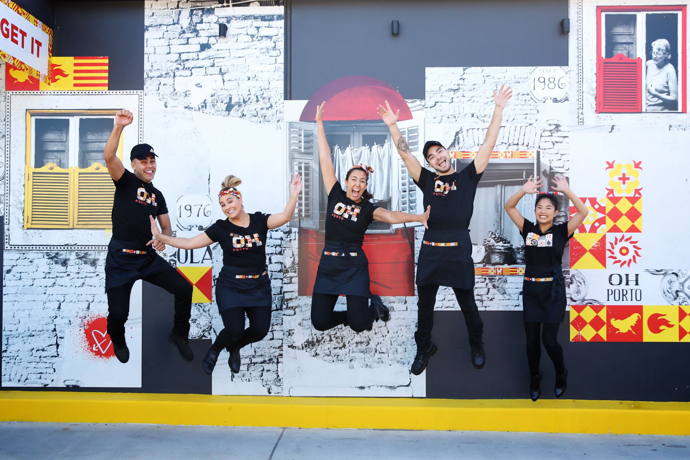 Oporto customer experience revamp unveiled   Inside Franchise Business