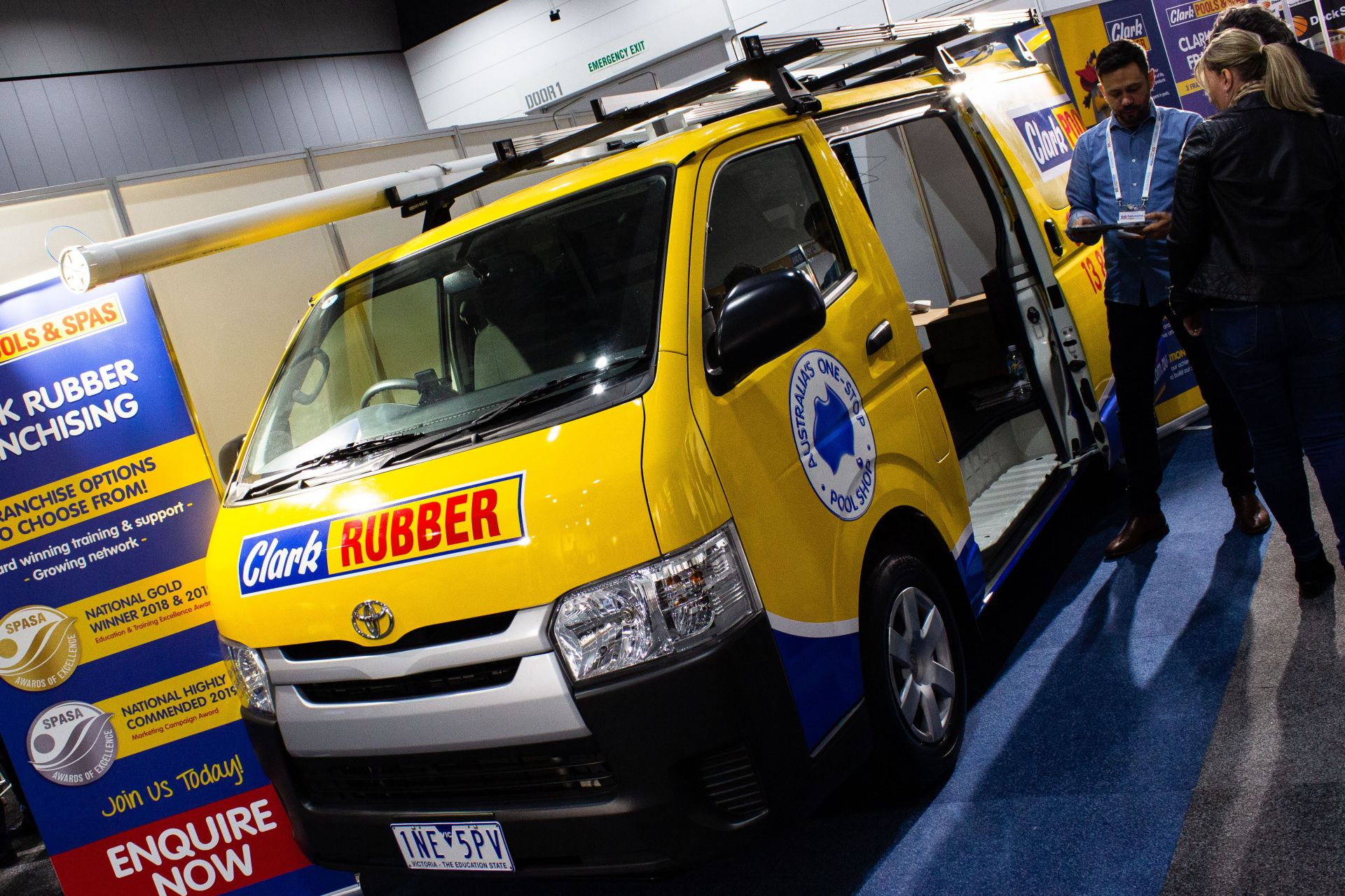 Clark Rubber mobile-only model launches | Inside Franchise Business