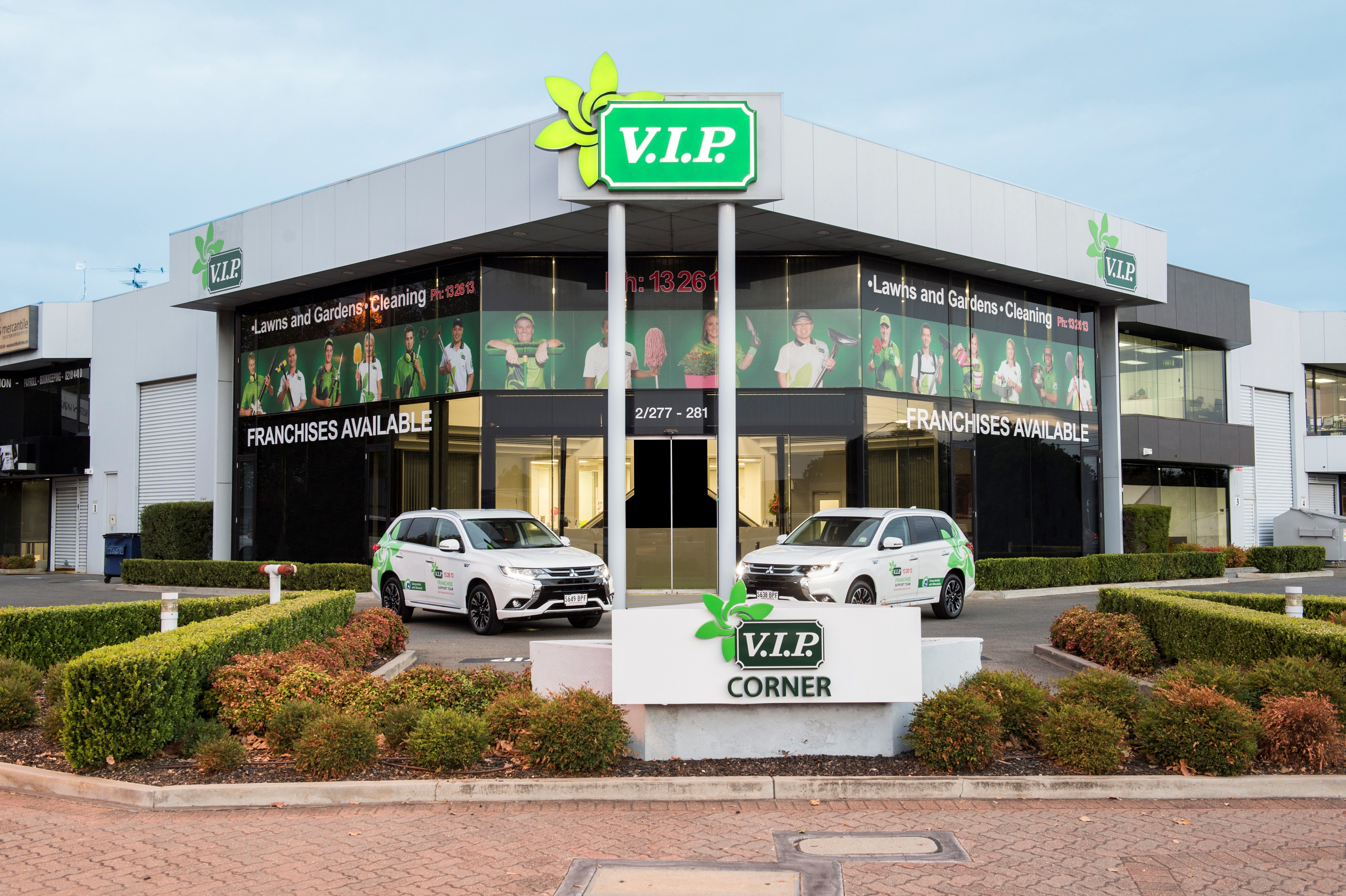V.I.P. celebrates 40 years in business | Inside Franchise Business