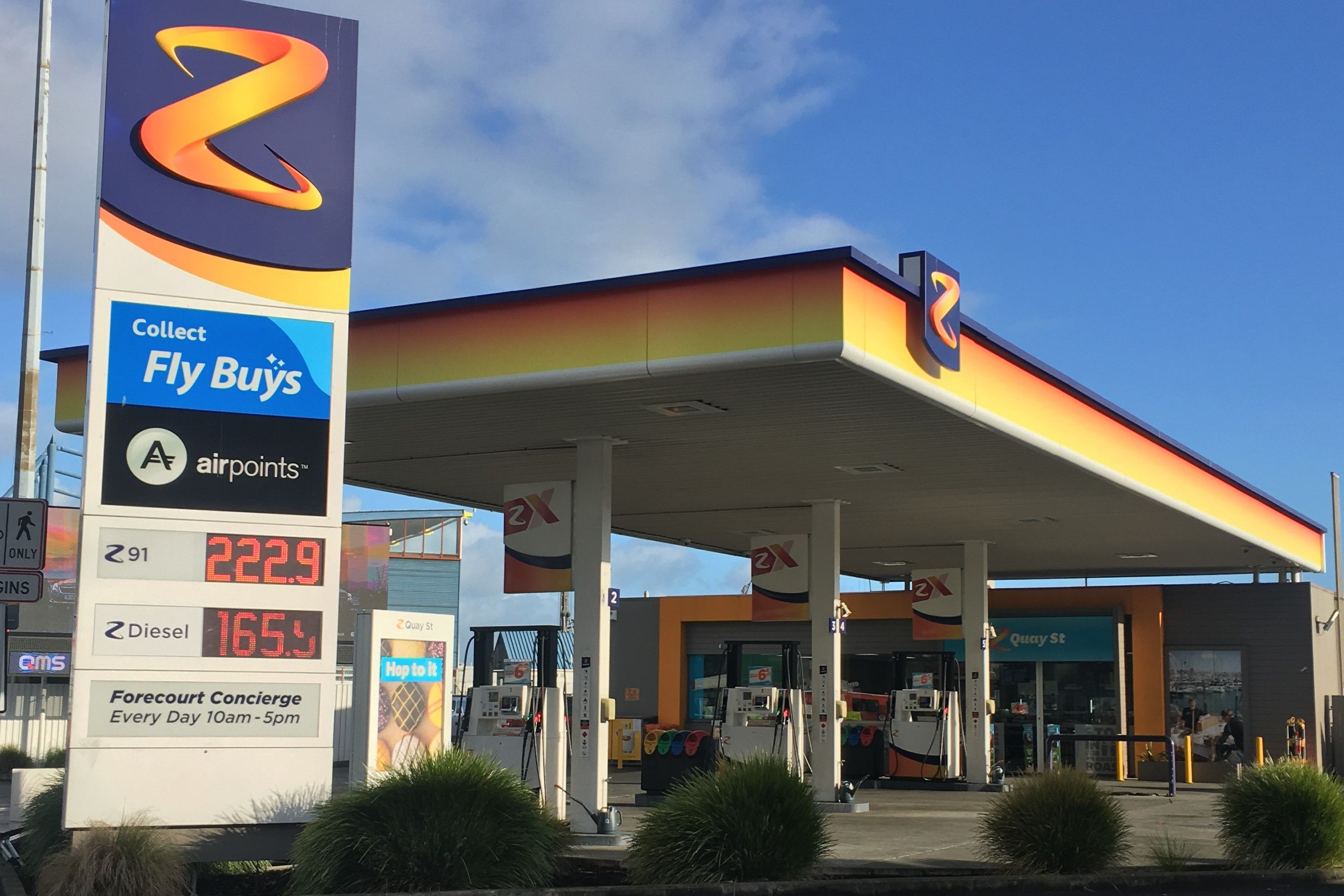 Service at service stations in New Zealand | Inside Franchise Business
