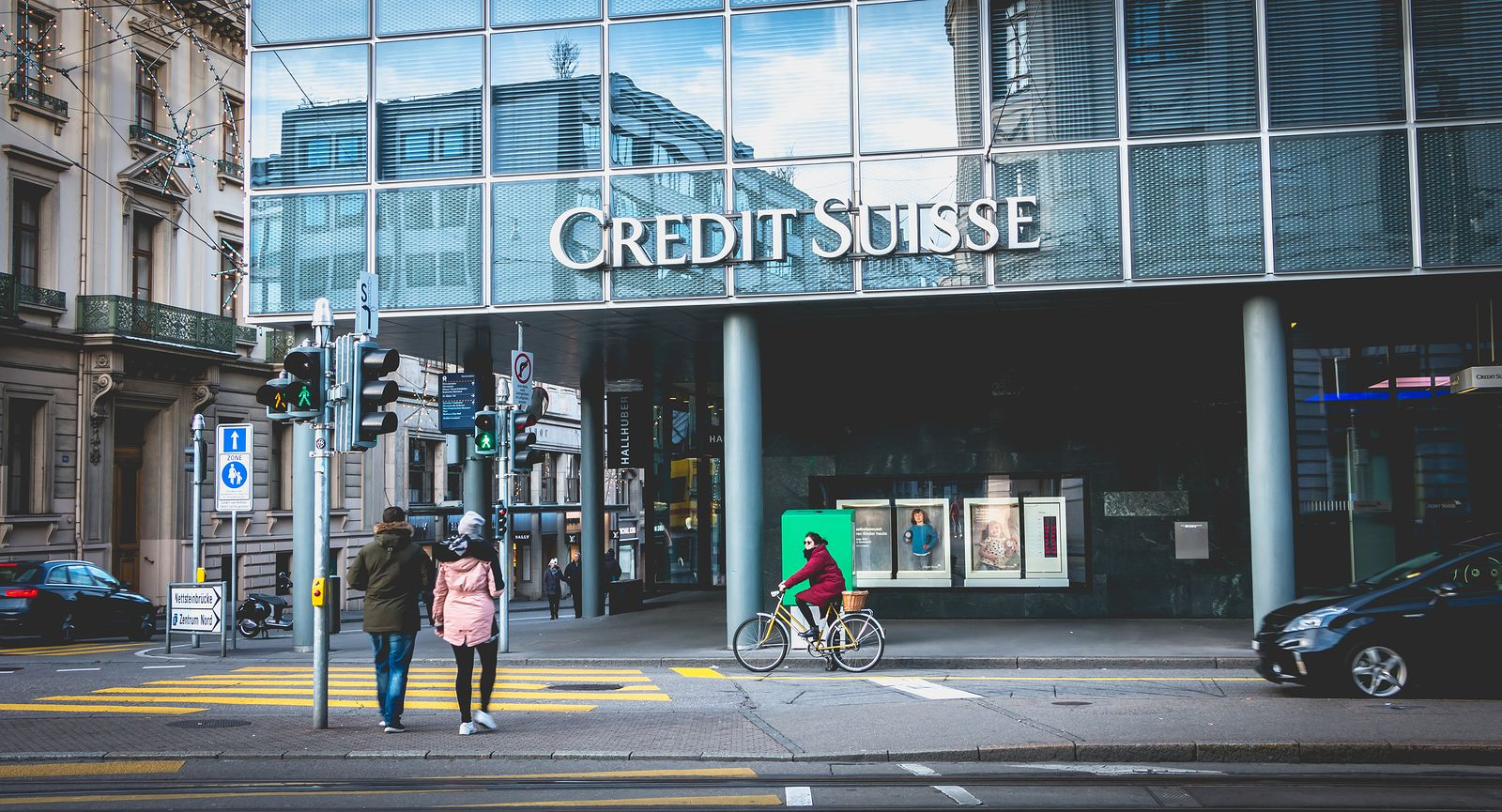 New Credit Suisse Australia CEO announced amid monster result | Inside Franchise Business