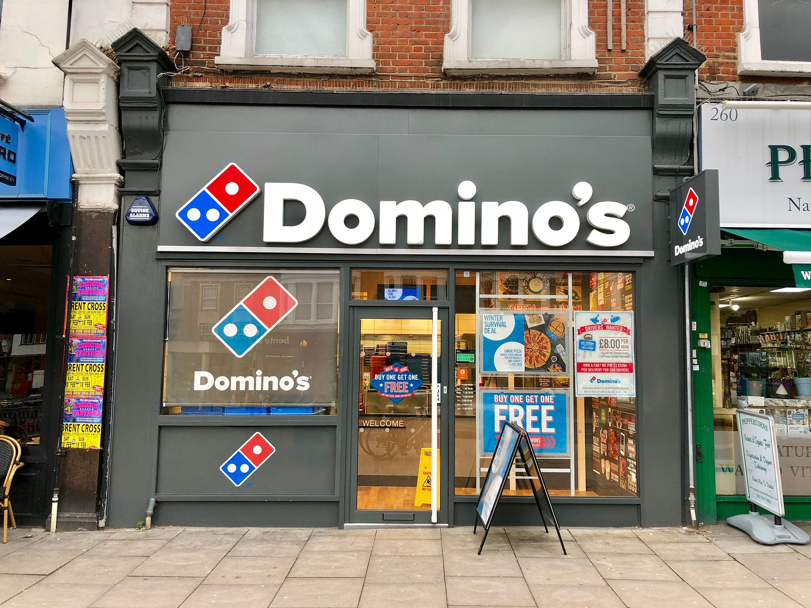 Domino's profit falls despite bumper sales year | Inside Franchise Business