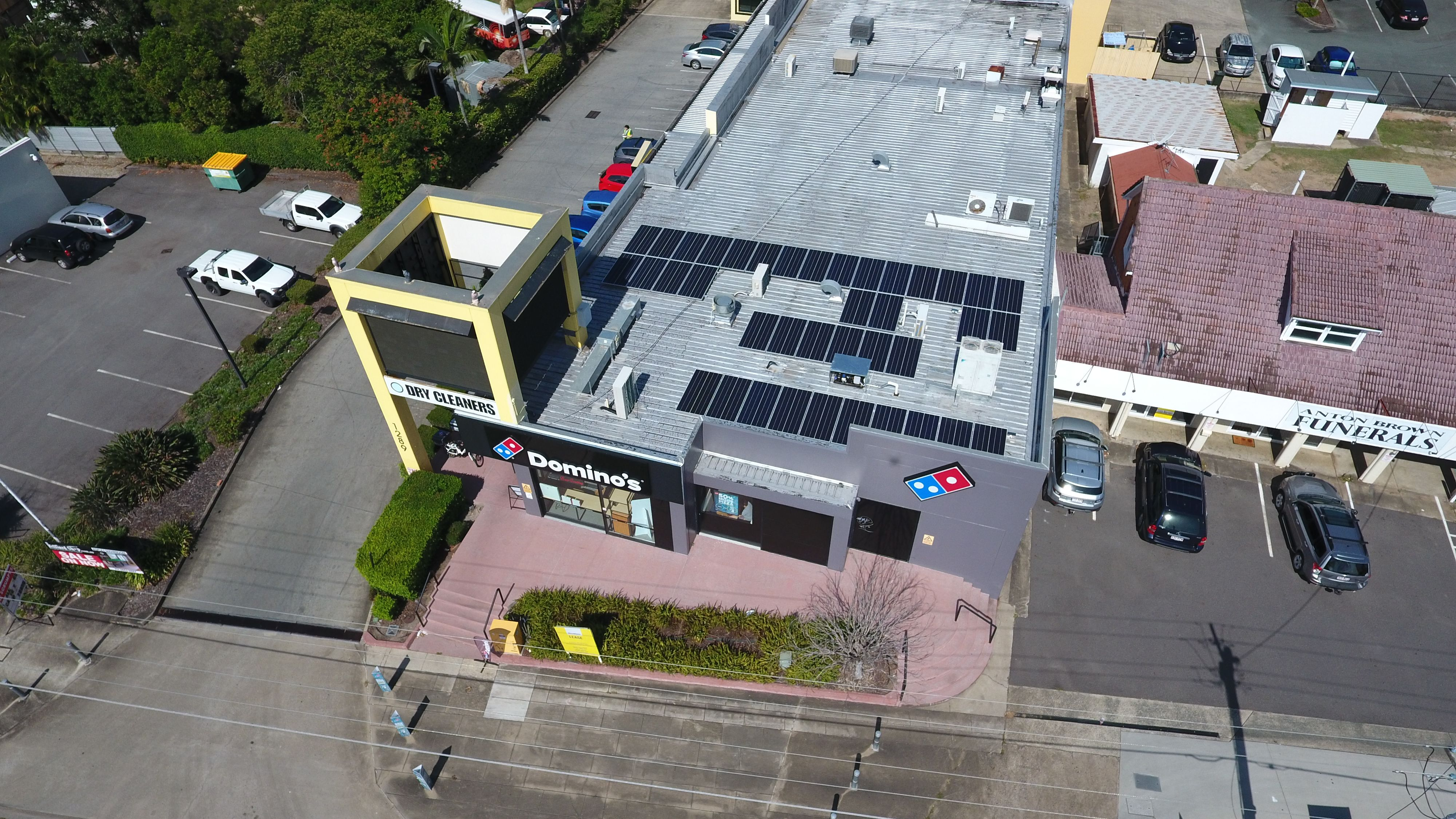 Domino's solar powered store roll-out | Inside Franchise Business
