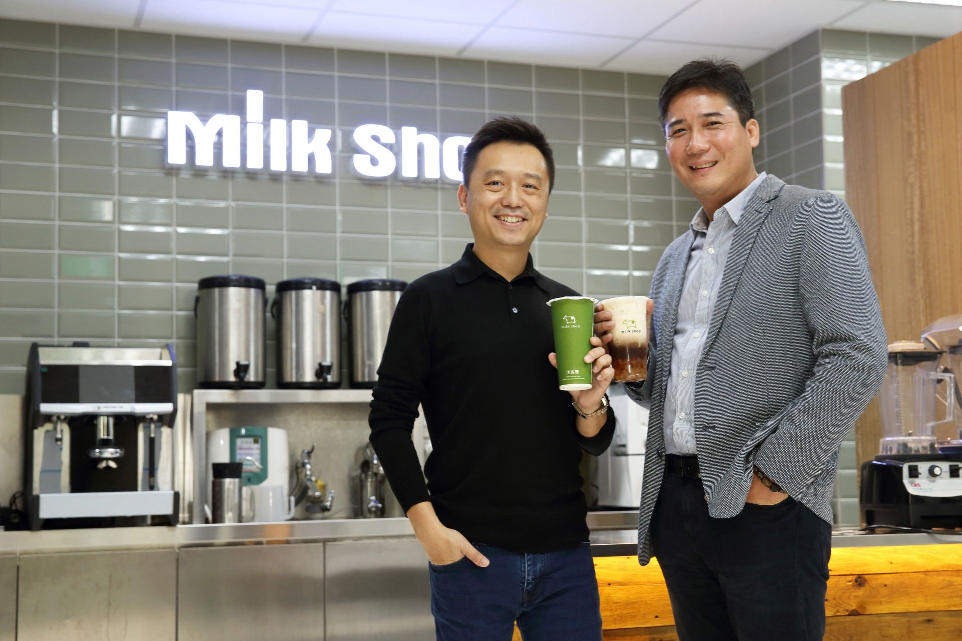 Milksha in Australia is the latest move for Peter Huong and founder and chair Kevin Lin | Inside Franchise Business