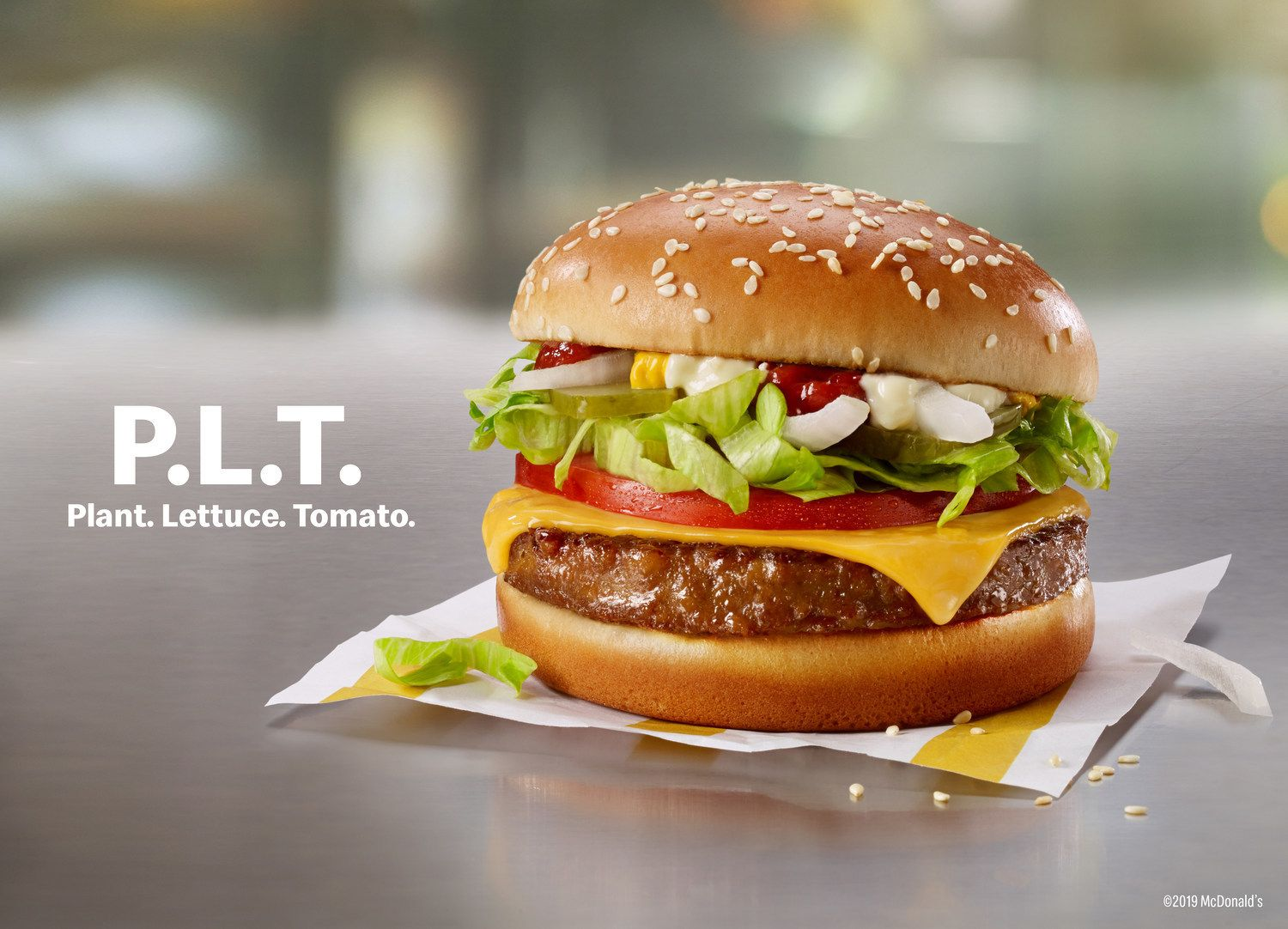McDonald's plant-based burger trial unveiled | Inside Franchise Business