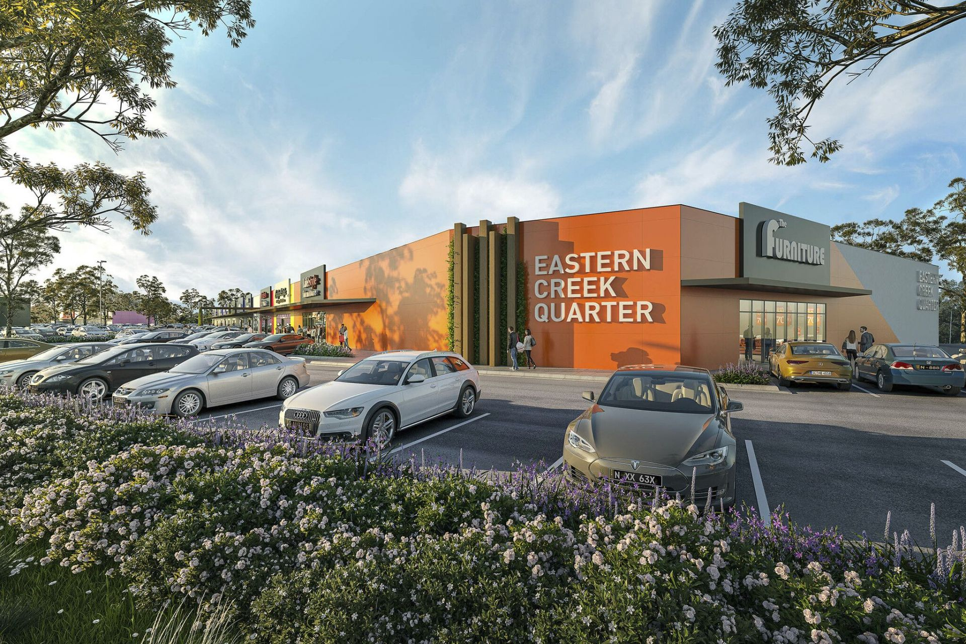 Mammoth retail precinct Eastern Creek Quarter stage two unveiled   Inside Franchise Business
