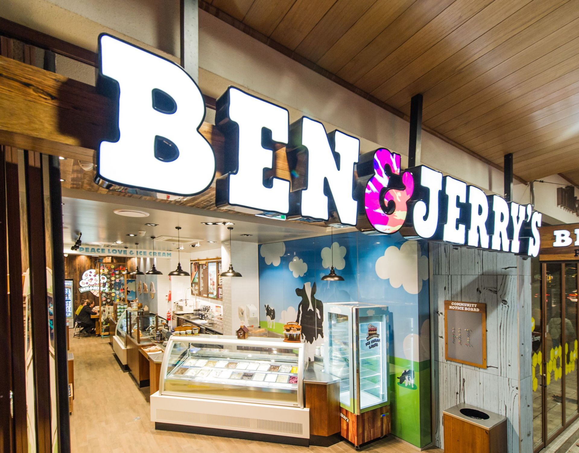 Ben & Jerry's 10th anniversary triple scoop | Inside Franchise Business