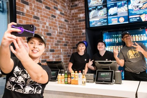 Inaugural Taco Bell NSW outlet Jesmond | Inside Franchise Business