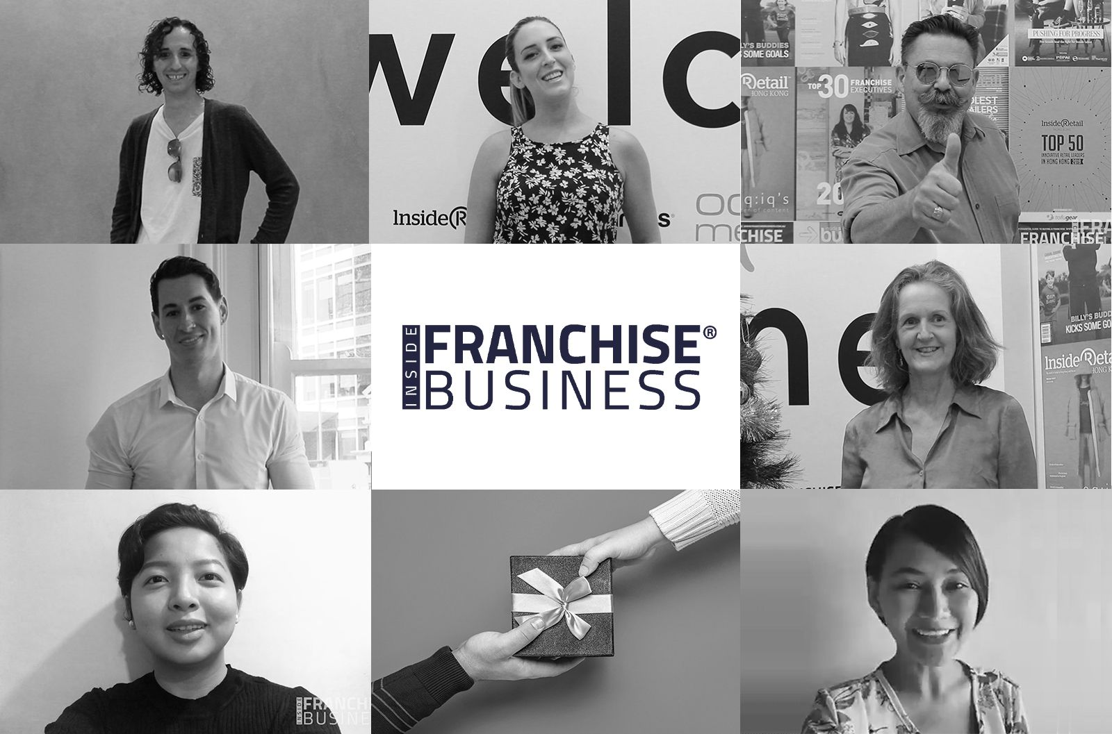 Happy holidays from the team at Inside Franchise Business!