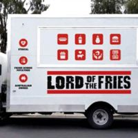 Low-cost Lord of the Fries food truck returns | Inside Franchise Business