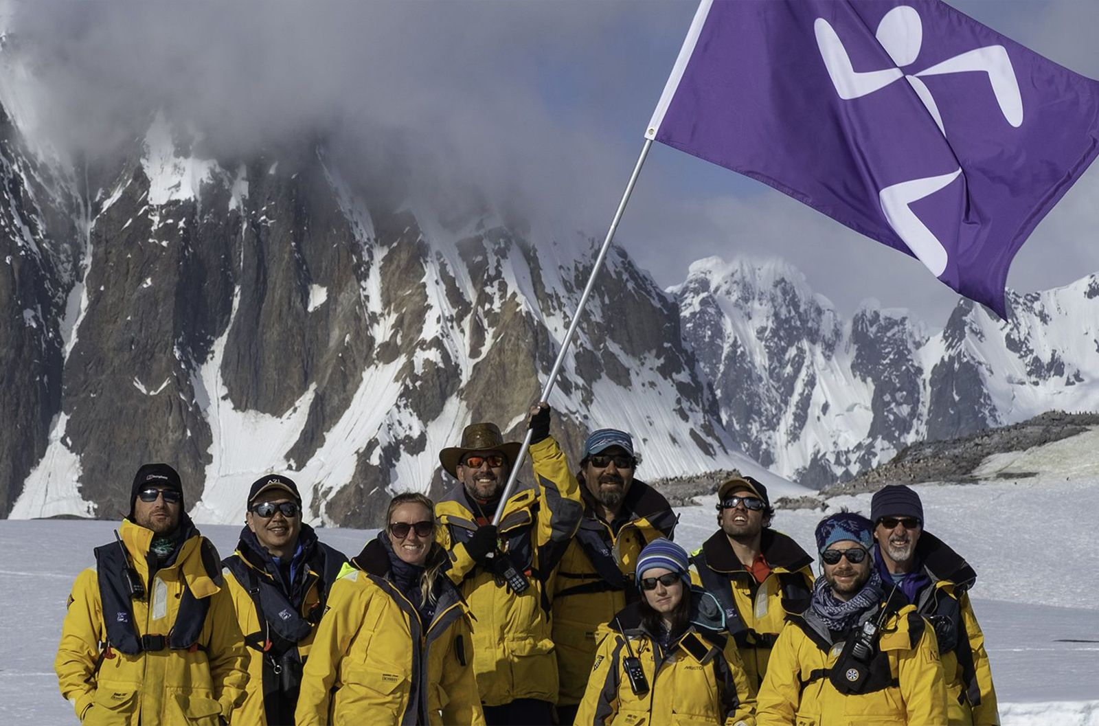 World-first Anytime Fitness Antarctica studio opens | Inside Franchise Business