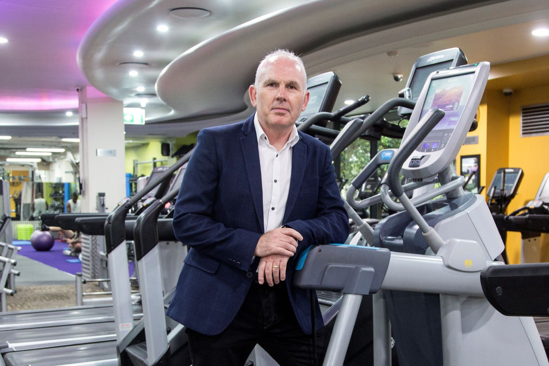 Arthur McColl is to leave his CEO role at Collective Wellness Group | Inside Franchise Business