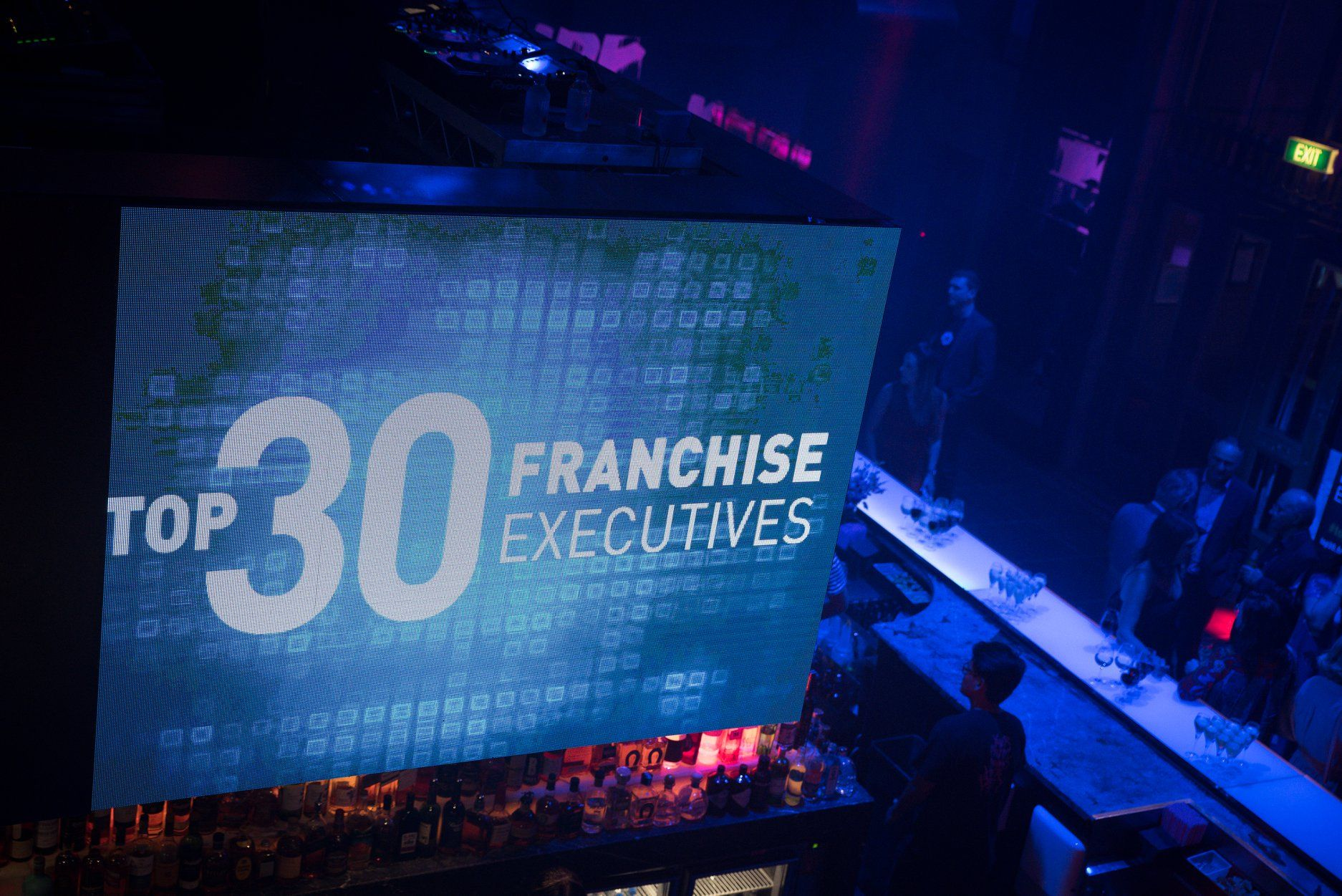 Top 30 event | Inside Franchise Business Executive