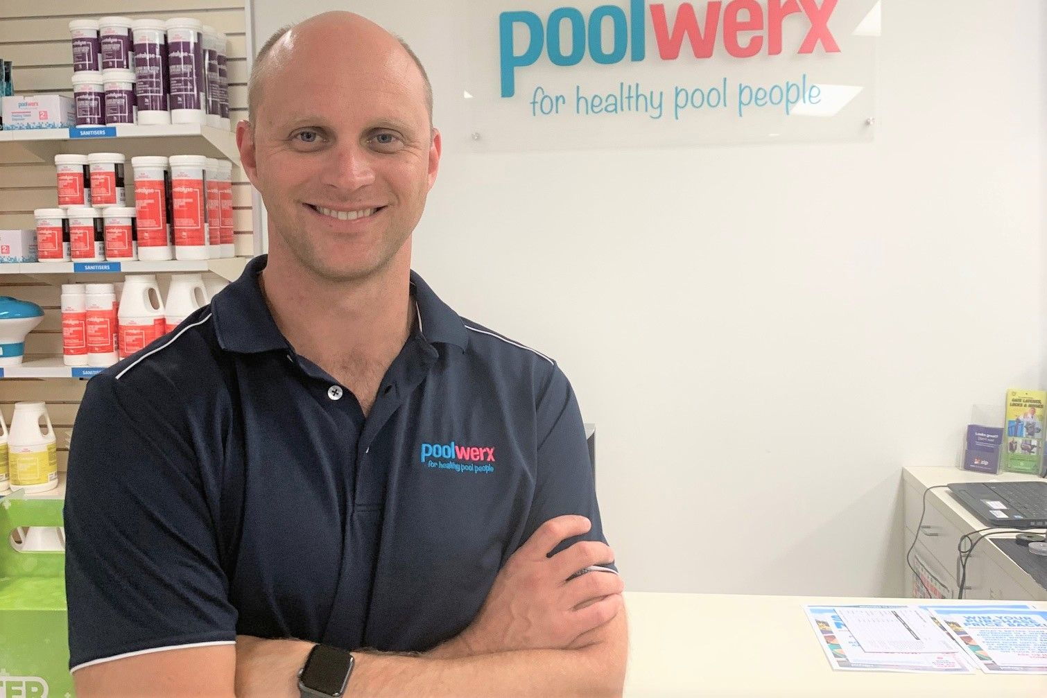 Nic Brill, Poolwerx COO | Inside Franchise Business Executive