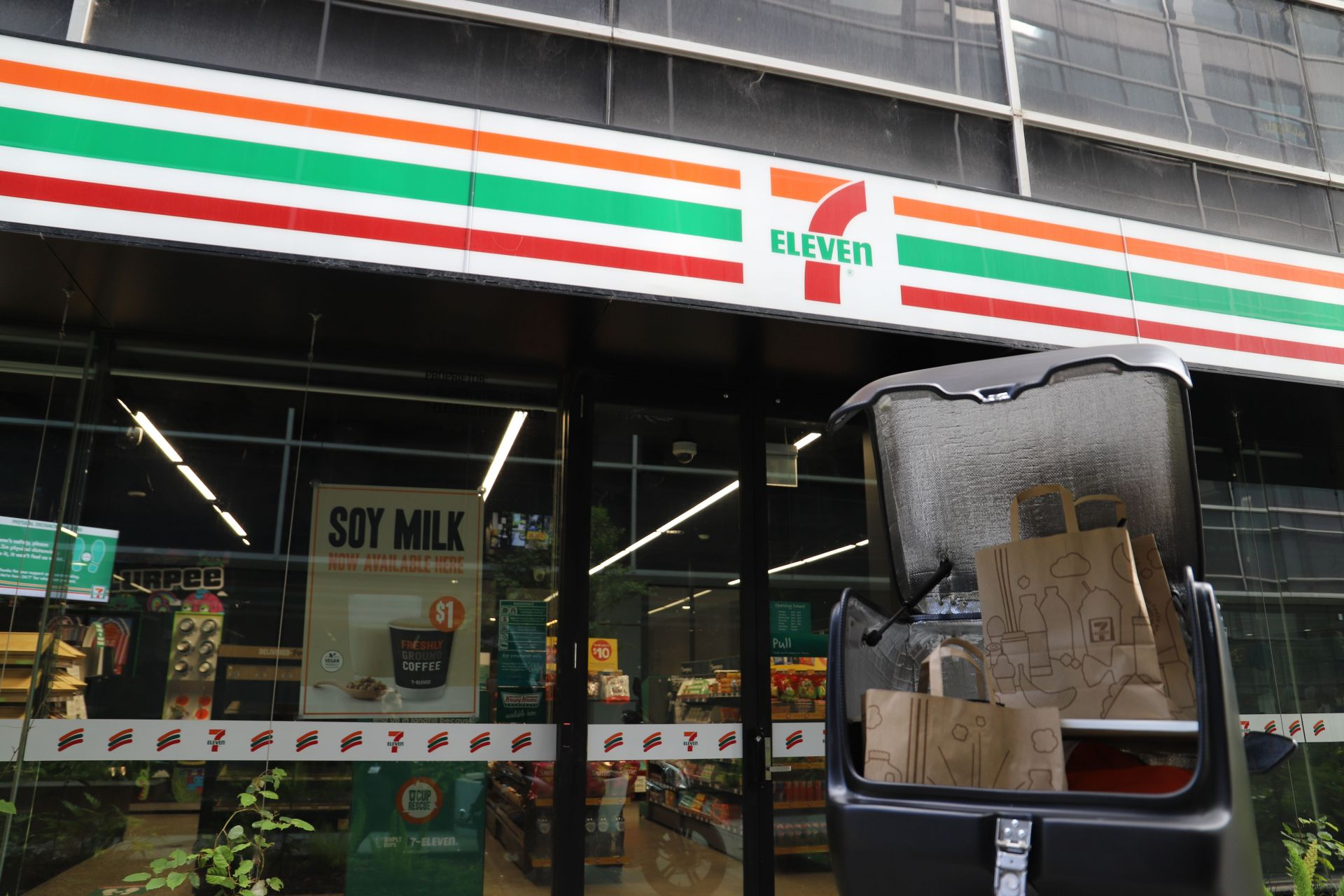7-Eleven launches home delivery service | Inside Franchise Business