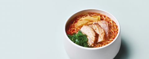 Kyoto branded ramen dish from Motto Motto | Inside Franchise Business
