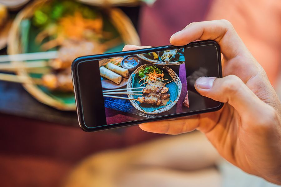 Instagram shopping now includes food | Inside Franchise Business