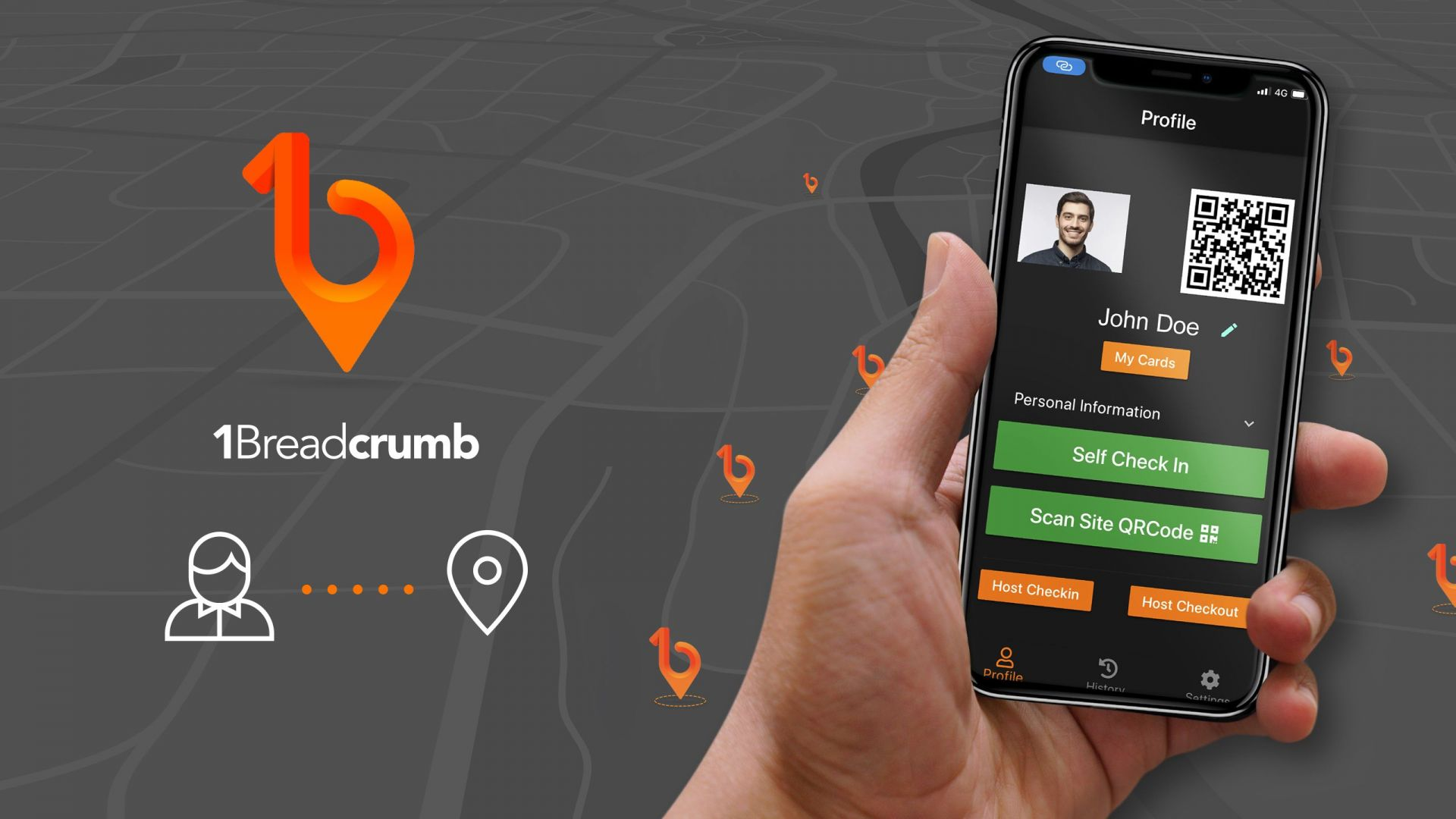 A check-in app identifies customer visits   Inside Franchise Business