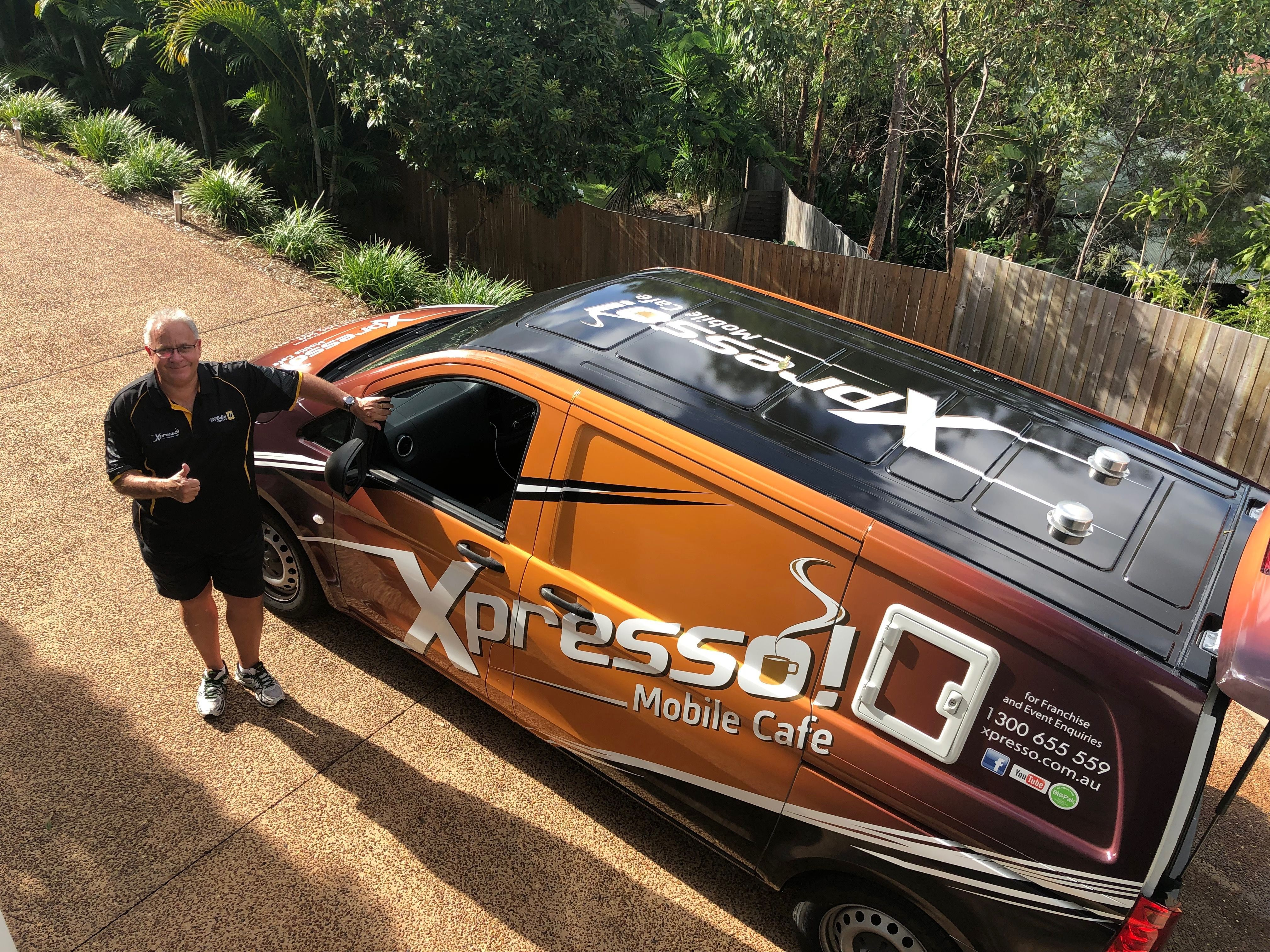 Xpresso Mobile Cafe earns 4-star rating | Inside Franchise Business