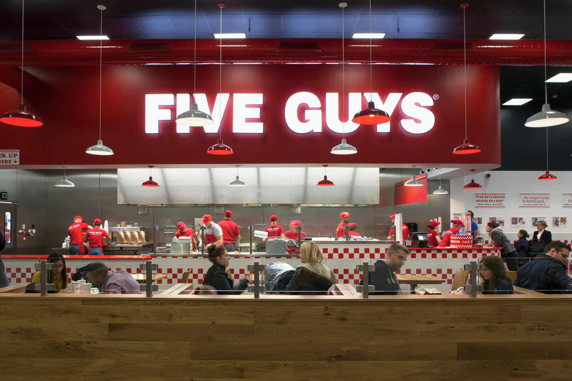 Five Guys expands to Australia | Inside Franchise Business Executive