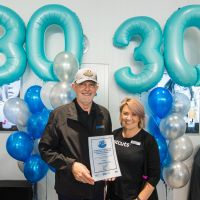 Just Cuts franchisee celebrates 30 years | Inside Franchise Business Executive