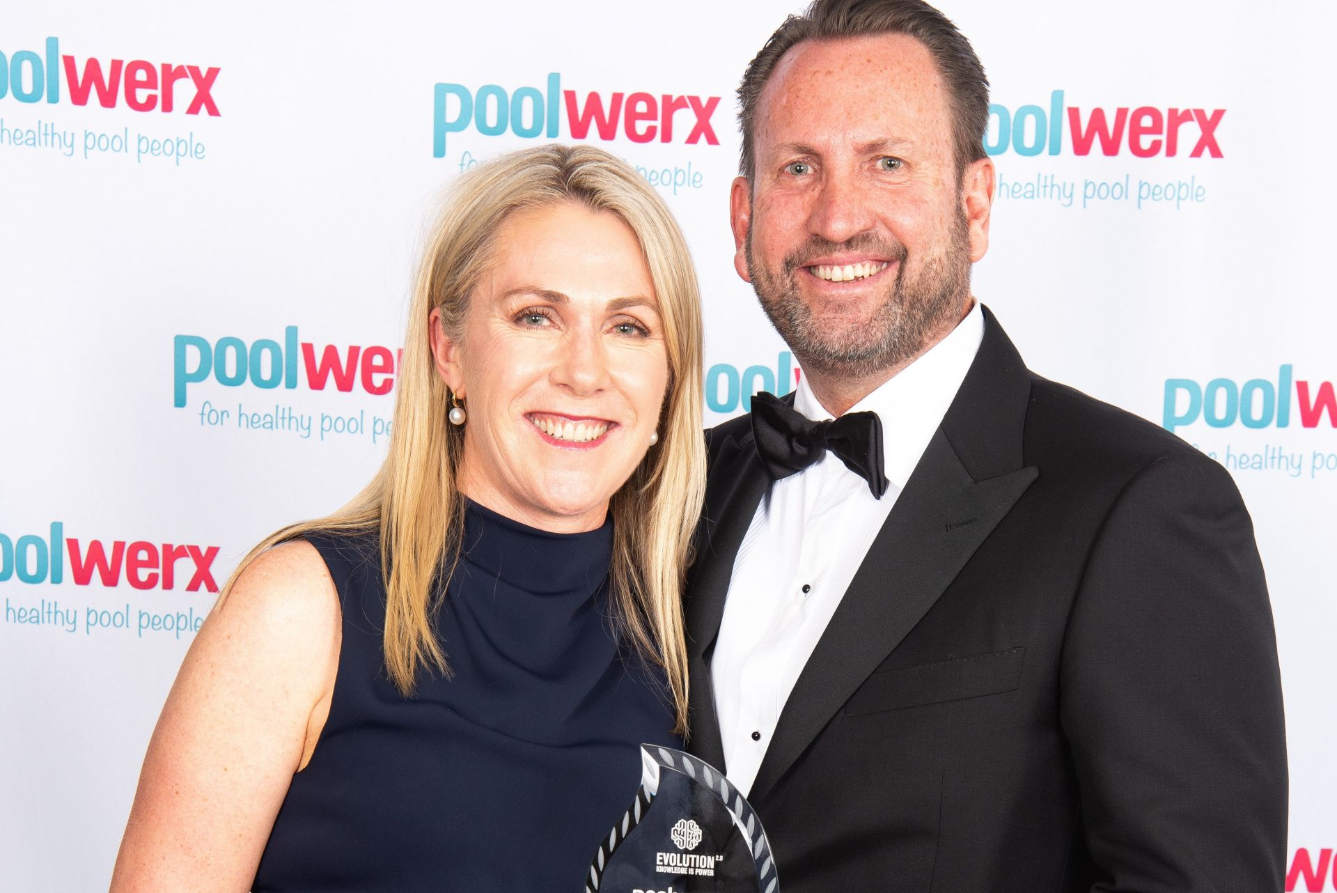 Poolwerx awards franchisees Prue and Malcolm Price | Inside Franchise Business