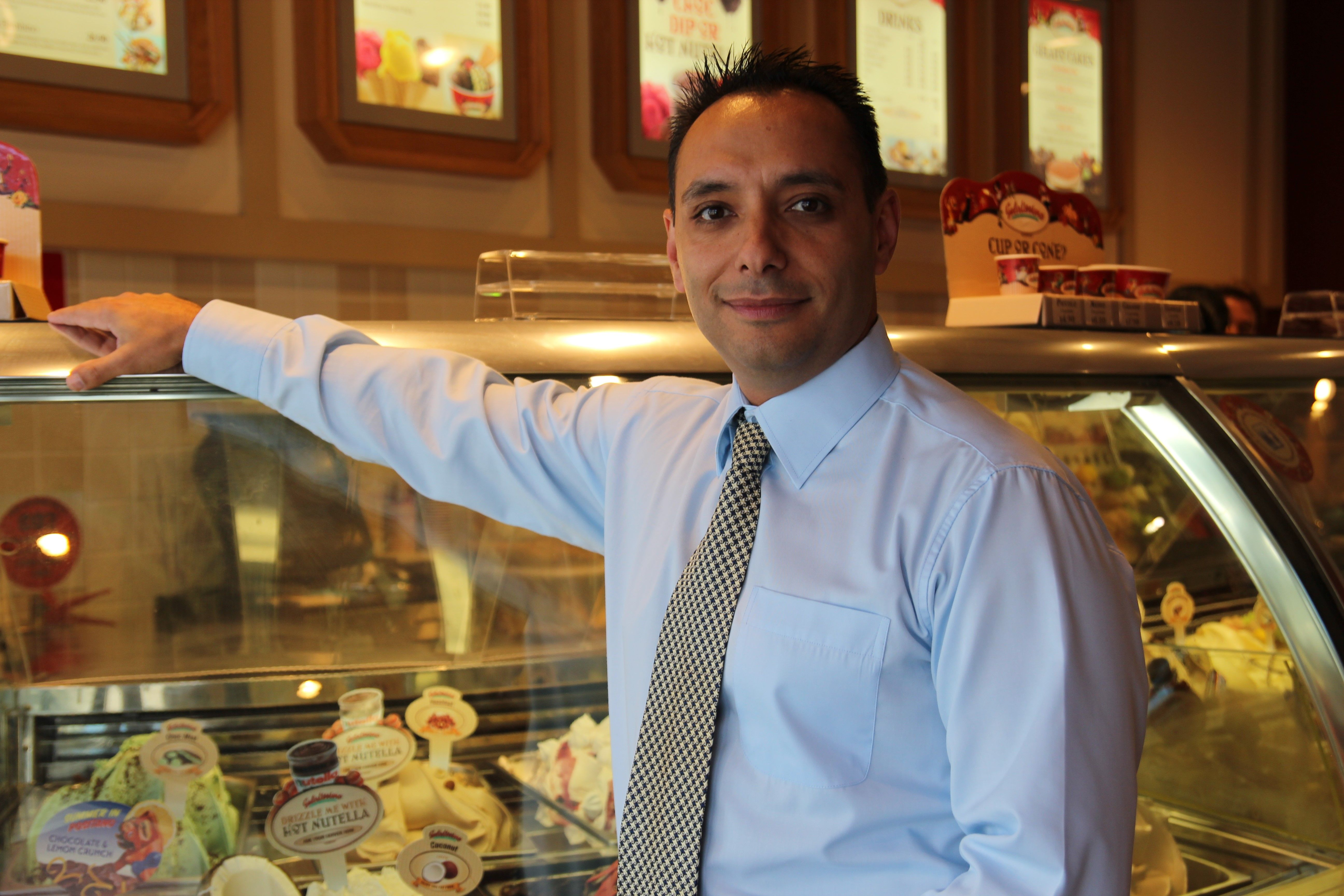 Filipe Barbosa, CEO, Gelatissimo | Inside Franchise Business Executive