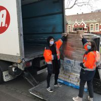 First delivery as IGA sponsors Vinnies soup kitchen | Inside Franchise Business Executive