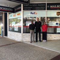 Mail Boxes Etc. opens 40th Aussie store | Inside Franchise Business Executive