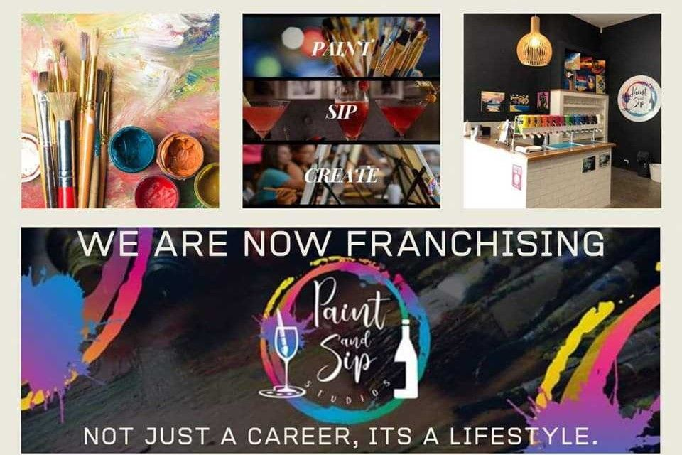 Paint and Sip Studios | Inside Franchise Business Executive