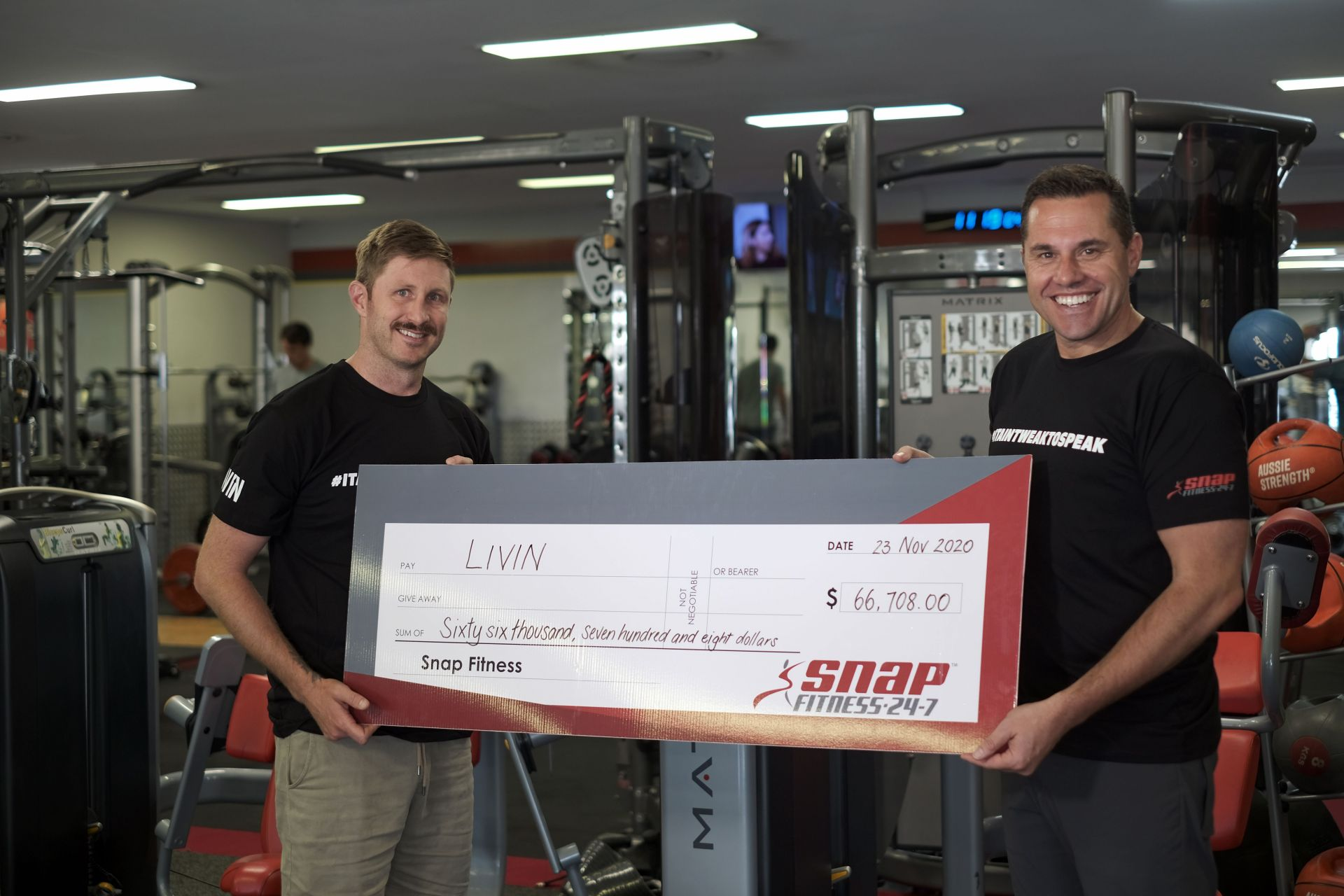 Snap Fitness fundraises| Inside Franchise Business Executive