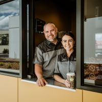 New Zarraffa's franchisees am Lane and Sally Cook | Inside Franchise Business Executive