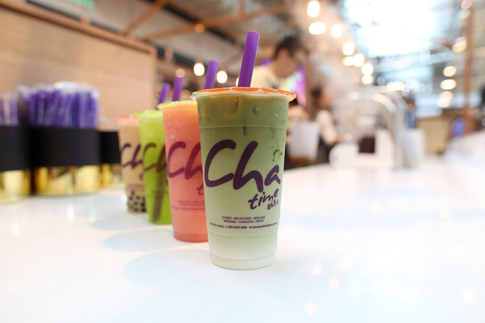 Chatime on target with store openings | Inside Franchise Business Executive