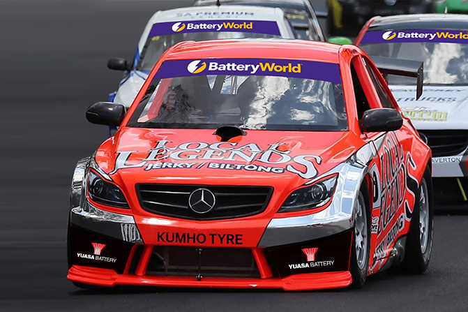 Battery World partners Aussie Racing Cars Super Series | Inside Franchise Business Executive