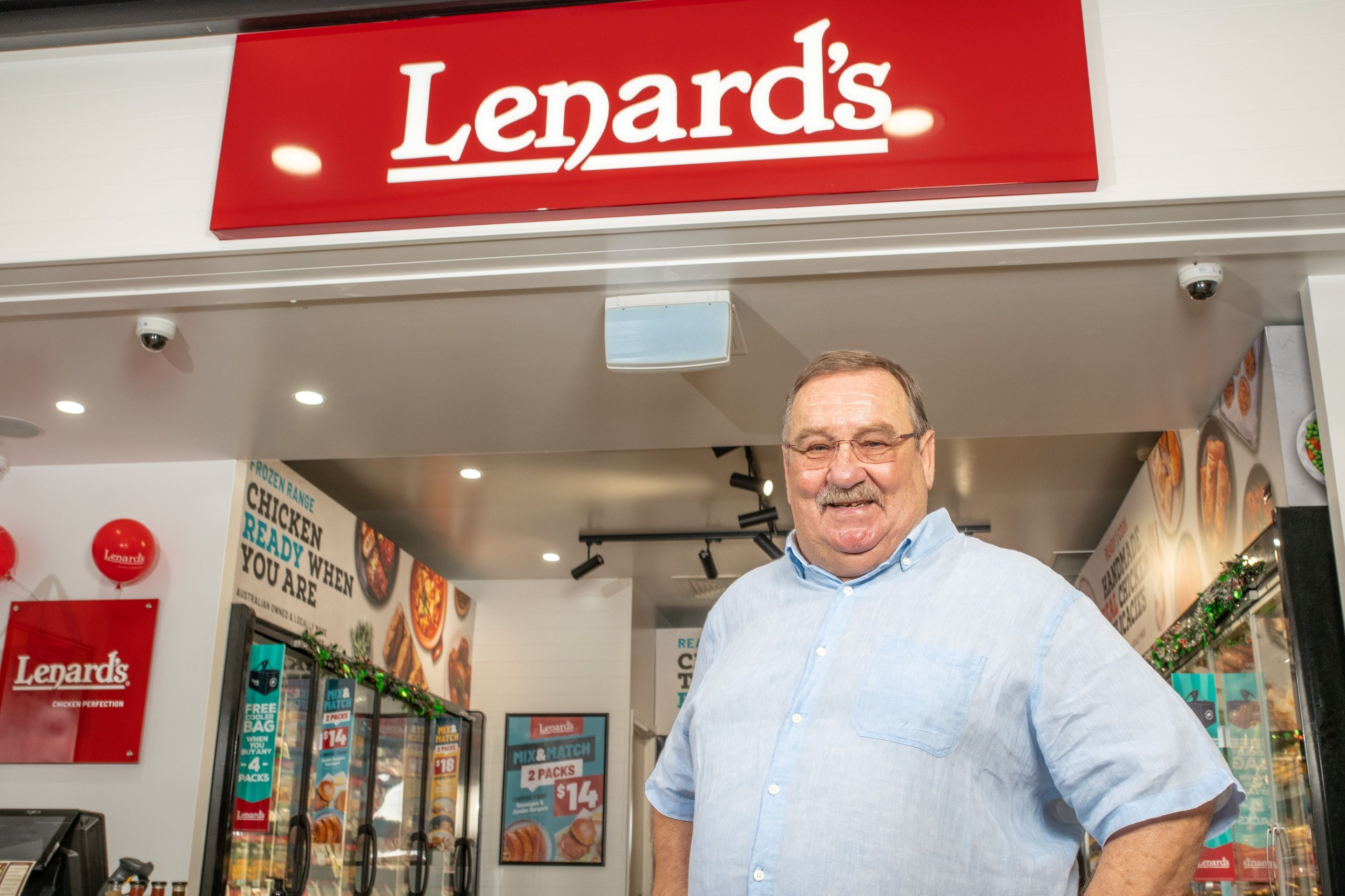 Lenard Poulter unveils a new concept store | Inside Franchise Business Executive