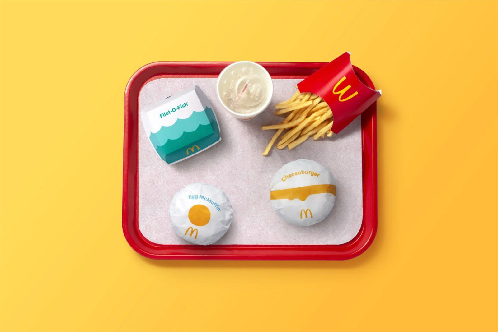 McDonald's reveals fresh packaging | Inside Franchise Business Executive