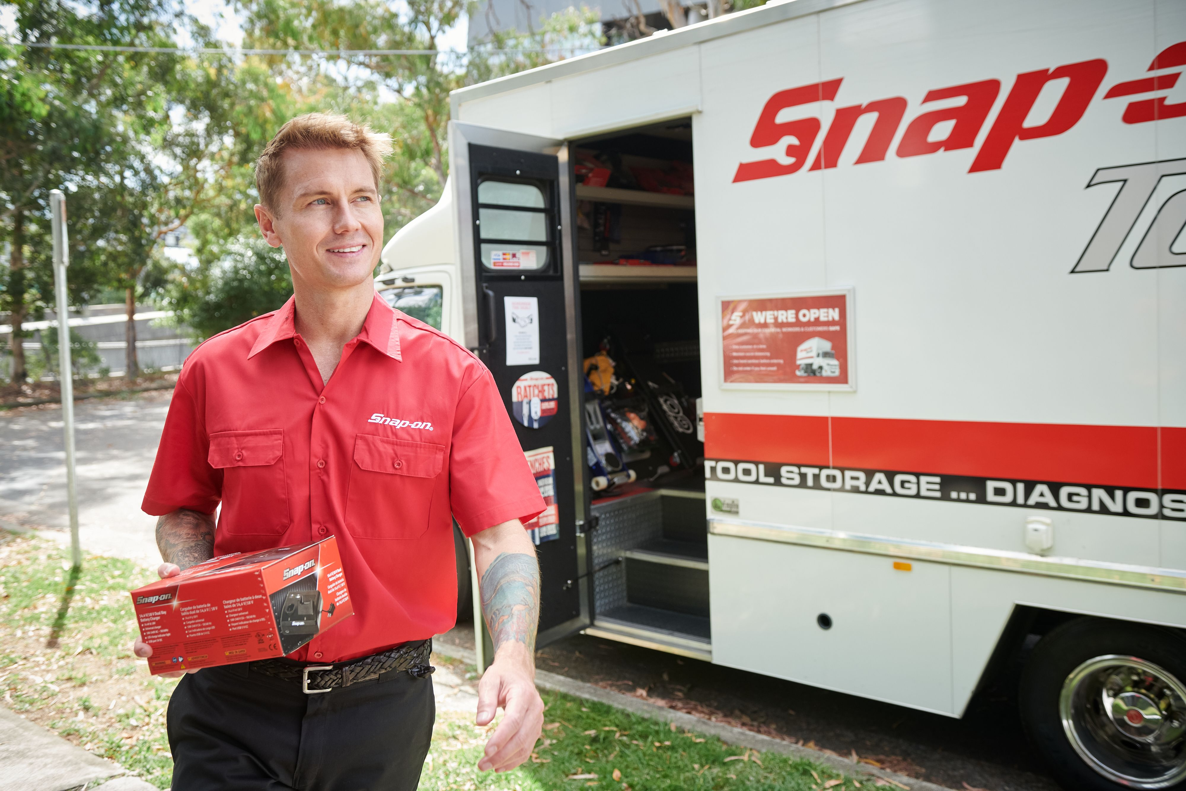 Snap-on Tools' survival tactics | Inside Franchise Business Executive