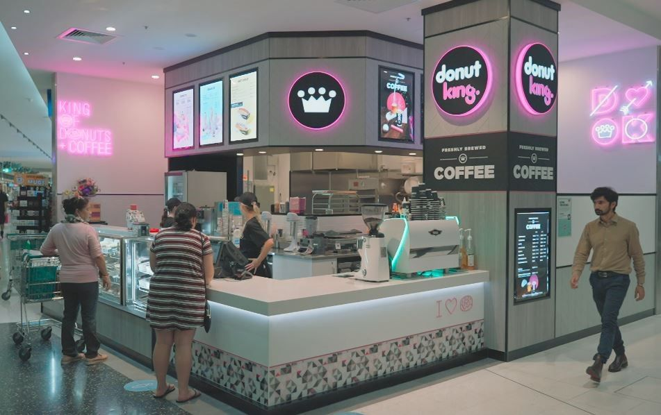 Donut King store refresh | Inside Franchise Business Executive