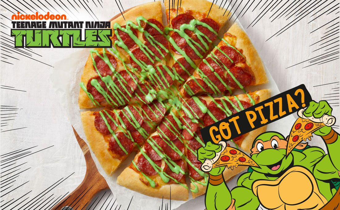 Pizza Hut TMNT partnership | Inside Franchise Business Executive