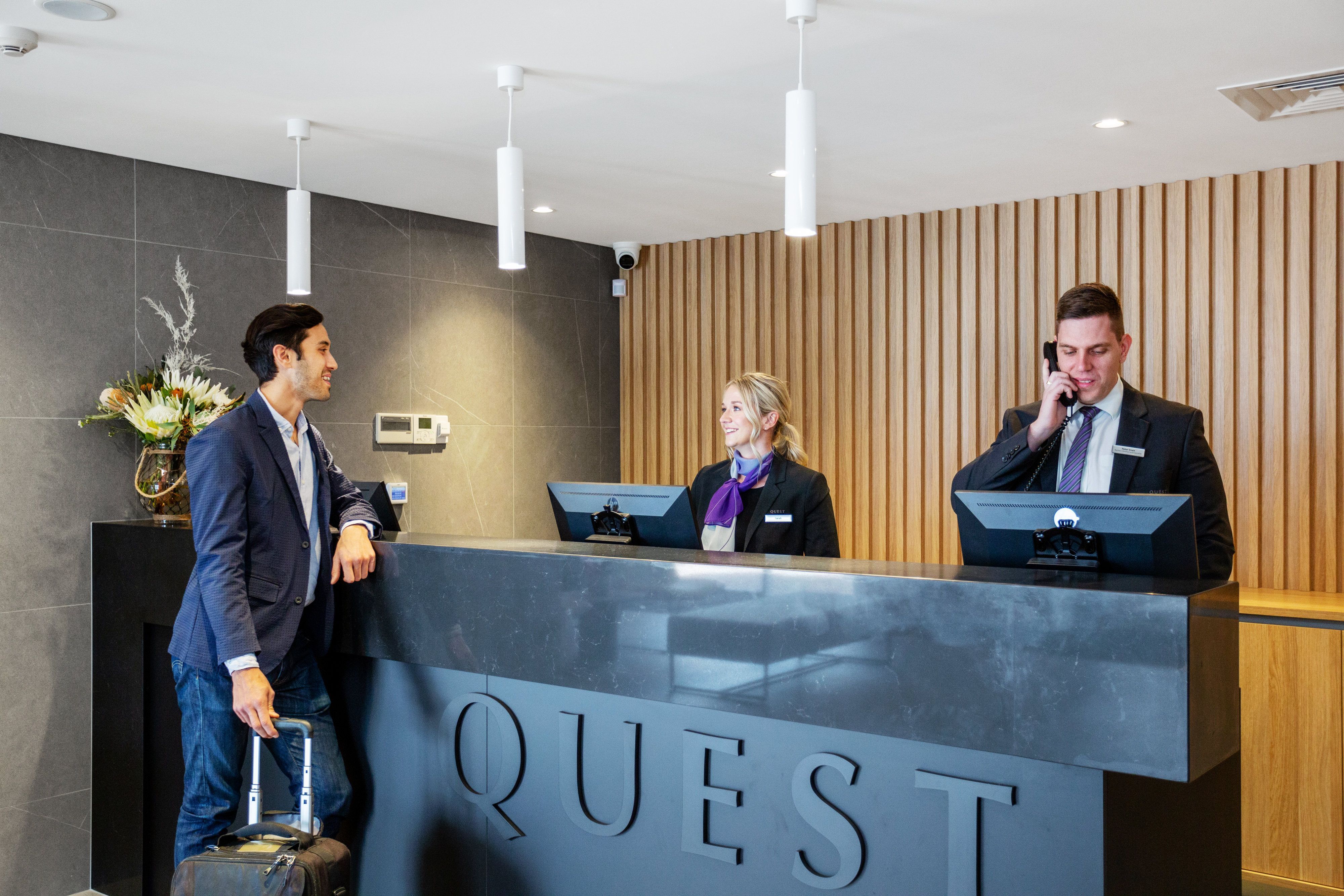 Quest relaunches community support program | Inside Franchise Business Executive