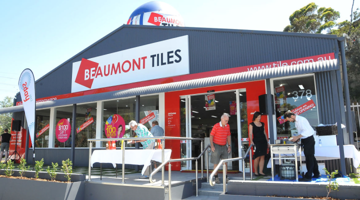 Beaumont Tiles sells to Bunnings | Inside Franchise Business Executive